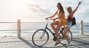 Billig och smart cykelrea