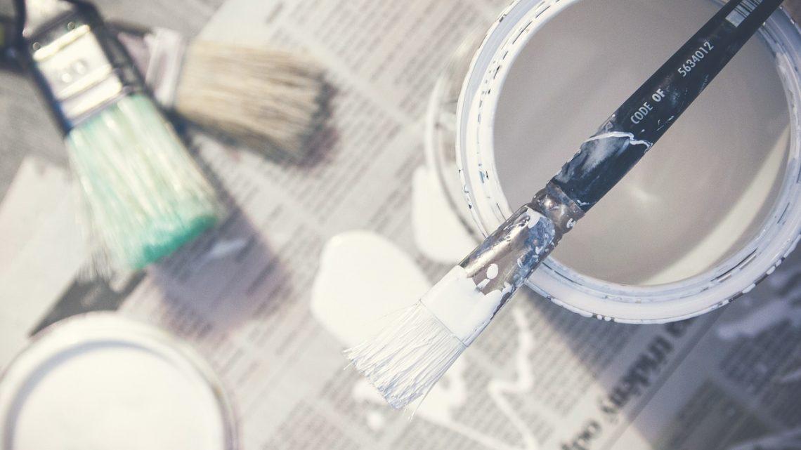 Anlita en målare i Borås