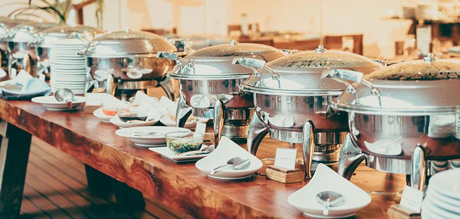 Svenskarnas frågor om catering